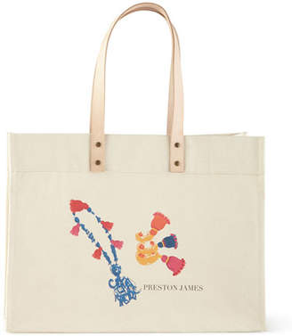 Parker Thatch Bits & Bobs Extra-Large Personalized Tote