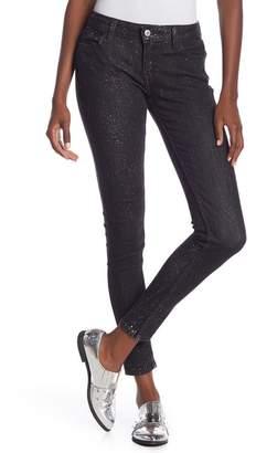Levi's 535 Super Skinny Glitter Detail Jeans
