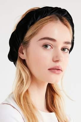 Urban Outfitters Velvet Braided Headband