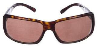 Burberry Square Tinted Sunglasses