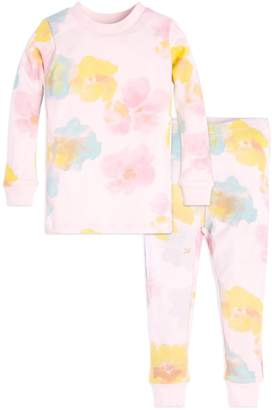 Burt's Bees Morning Dew Organic Toddler Pajamas