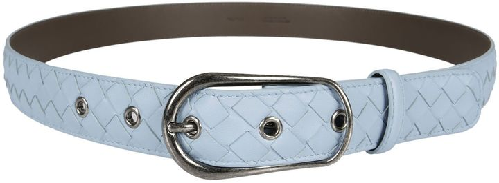 Bottega VenetaBottega Veneta Leather Belt