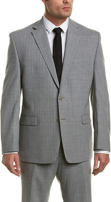 Austin Reed 2Pc Wool Suit With Flat Front Pant