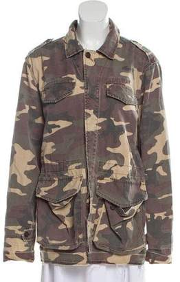 Frame Casual Camo Jacket