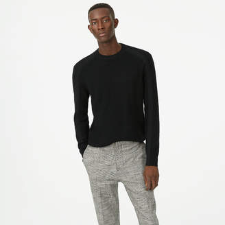 Club Monaco Waffle Crewneck Sweater