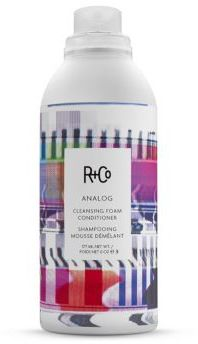 R+Co ANALOG Cleansing Foam Conditioner/6 oz. $29 thestylecure.com