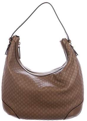 ce2ad439c46 Pre-Owned at TheRealReal · Gucci Microguccissima Nice Hobo