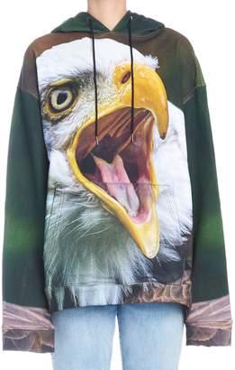 R 13 'eagle' Hoodie