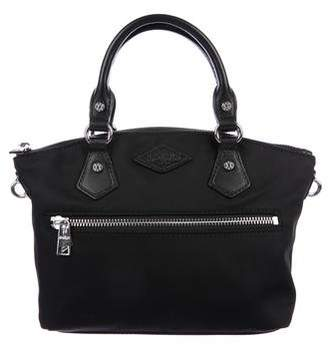 MZ Wallace Leather-Trimmed Bedford Satchel