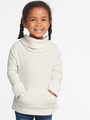Old Navy Cozy Cowl-Neck Pullover for Toddler Girls