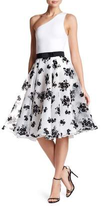 Why Dress Floral Midi Skirt