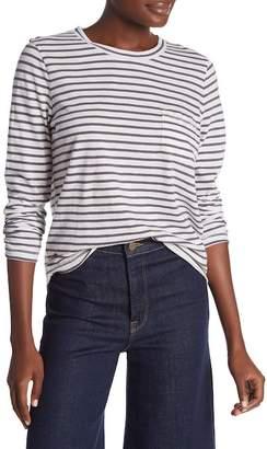 Madewell Striped Long Sleeve Tee