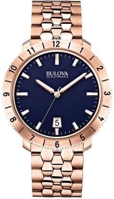 Bulova Men's Moonview Bracelet Watch, 23mm