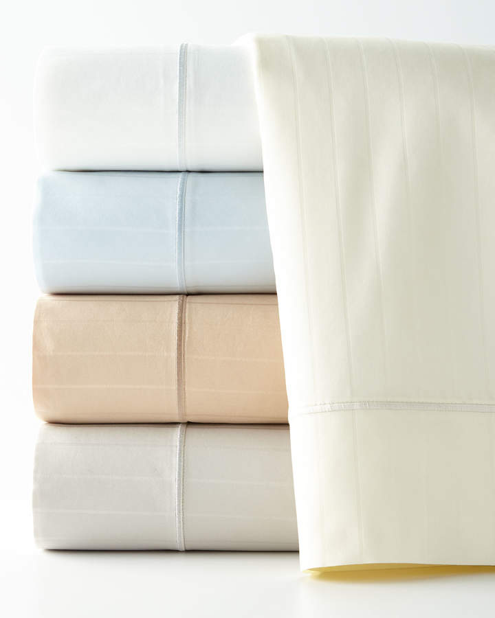 King Marcus Collection 400 Thread-Count Striped Sh...