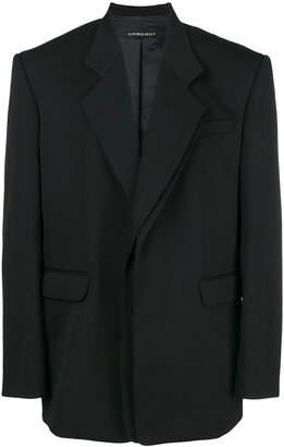 Y/Project Y / Project double lapel blazer
