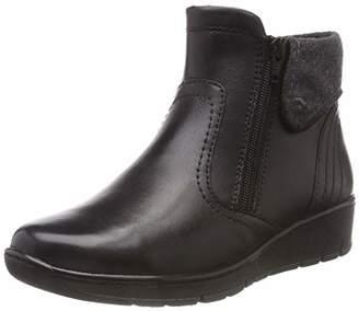 Jana Women''s 8-8-25405-21 Ankle Boots, (Black 001)
