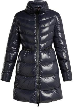 Moncler - Mirielon Quilted Down Jacket - Womens - Navy
