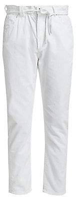 Off-White Men's Drawstring Corduroy Pants