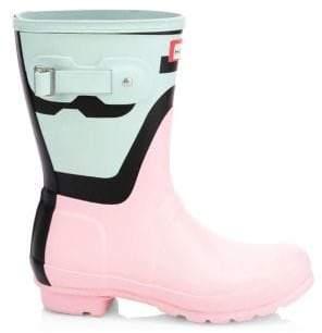 Hunter Short Shadow Rain Boots