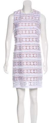 Nicole Miller Mini Shift Dress