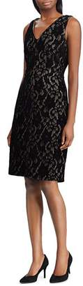 Ralph Lauren Lace Sheath Dress