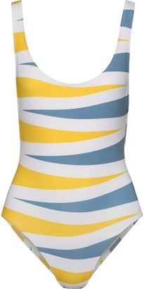 Solid & Striped The Anne Marie Printed Swimsuit