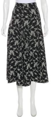 Co 2018 Midi Skirt Black 2018 Midi Skirt