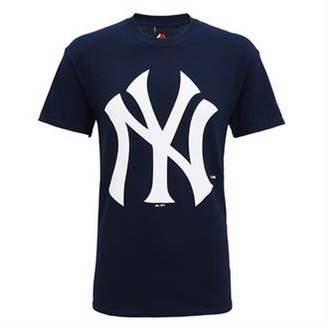 New York Yankees American Sports Merch logo t-shirt(, L)