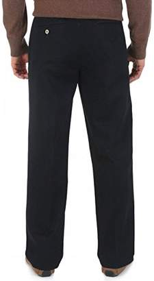 Wrangler Rugged Wear Men's Relaxed-Fit Casual Pant Teflon Coating