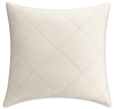 Bridge Street Somerset European Pillow Sham in Cream