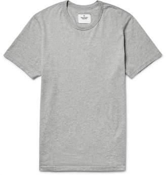 Reigning Champ Ring-Spun Cotton-Jersey T-Shirt - Men - Light gray