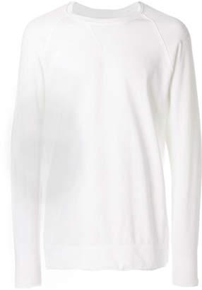 Laneus round neck sweatshirt