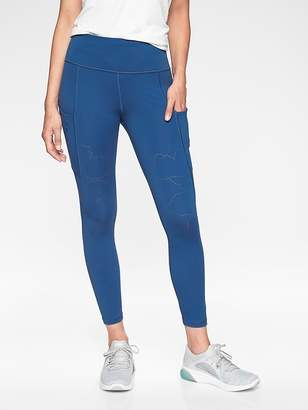 Athleta All In Reaction 7/8 Tight