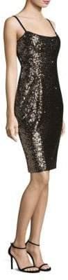 Milly Tara Sequined Dress