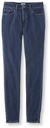 L.L. Bean L.L.Bean Comfort Knit Jeans, Classic Fit Skinny-Leg