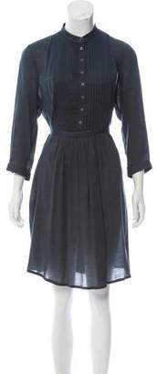 Boy By Band Of Outsiders Oversize Long Sleeve Dress