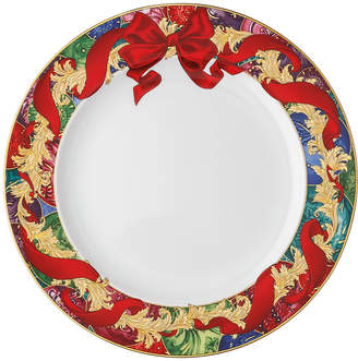 Versace Reflections of Holidays Dinner Plate - 27cm