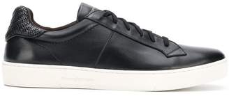 Ermenegildo Zegna XXX contrast sole lace-up sneakers