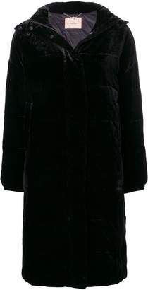 Twin-Set oversized puffer coat