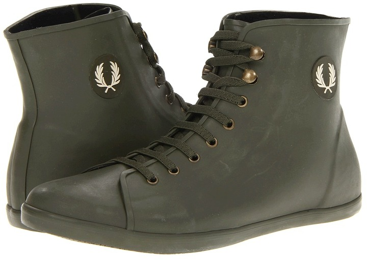 Fred Perry Alexis Rubber (Iris Leaf) - Footwear