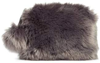 Nordstrom Cuddle Up Faux Fur Pouch