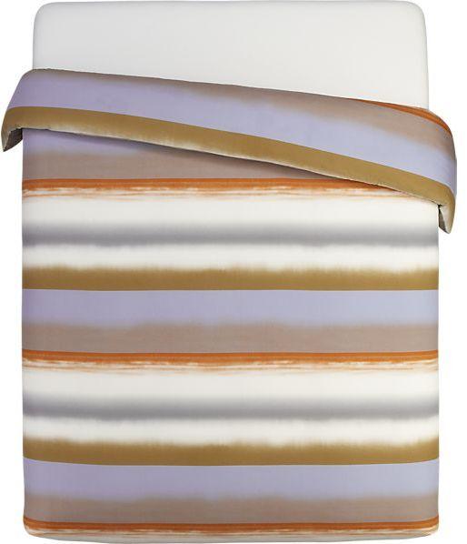 Marimekko Poukama Sandstone Full/Queen Duvet Cover