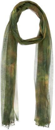 MoschinoMoschino Mesh Tie-Dye Scarf