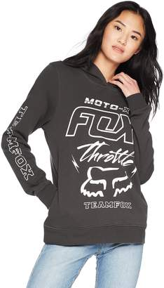 Fox Junior's Throttle MANIAC Pullover Hoody Sweatshirt