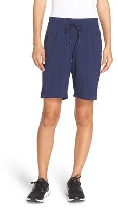 Women's Zella Outside Adventures Bermuda Shorts $59 thestylecure.com