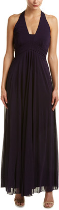 Karen Millen Ruched Maxi Dress