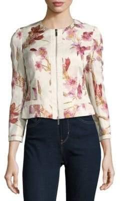 Karen Millen Relaxed Printed Jacket