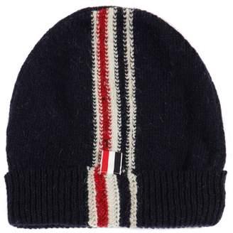 062de1f063f Thom Browne Stripe Intarsia Wool   Mohair Knit Hat