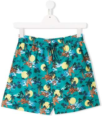 45dda3ef24e4 Kenzo Green Kids  Clothes - ShopStyle