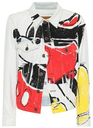 Marc Jacobs X Disney® printed denim jacket